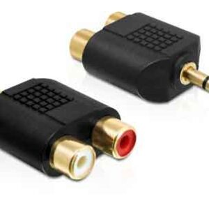 ADAPTOR-CLEANPC-ZALAU-AUDIO-STEREO-JACK-3,5-MM-3PINI-T-LA-2-x-RCAM-DELOCK