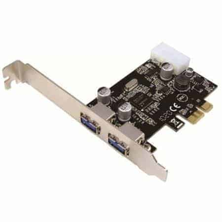 PCI EXPRESS LA 2 X USB 3.0, LOGILINK CLEANPC