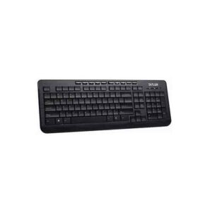 TASTATURA-CLEANPC-ZALAU-DELUX-K-3100-USB-BLACK-CU-FIR-US-LAYOUT