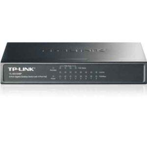 TP-LINK-CLEANPC-ZALAU-SWITCH-8-PORT-4-FE-POE-UNMNGD-DESK