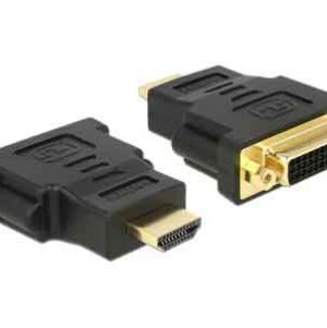 Adaptor-CleanPC-Zalau-HDMI-la-DVI-I-Dual-Link-24+5-pini-T-M-Delock