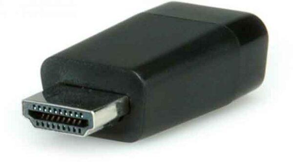 Adaptor-CleanPC-Zalau-HDMI-la-VGA-T-M-Negru-CcOpNc3208-CleanPC