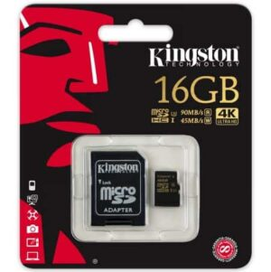 Card-CleanPC-Zalau-MicroSDHD-Kingston-16GB-Class-U3-UHS-I-Adaptor-SD