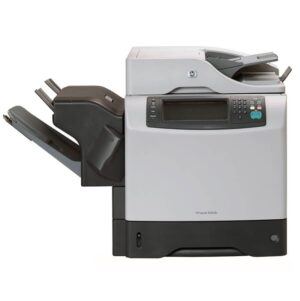 Multifunctionala Second HP LaserJet 4345mfp, Duplex, Retea